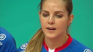 Women's VNL 2018: Russia v Netherlands - Full Match (Week 1, Match 18)
