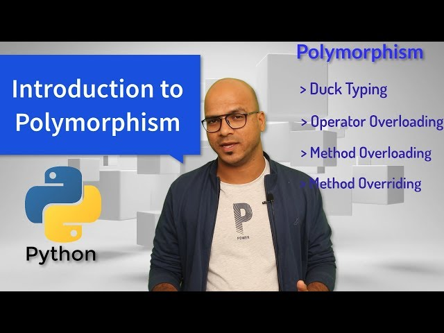 #57 Python Tutorial for Beginners | Introduction to Polymorphism