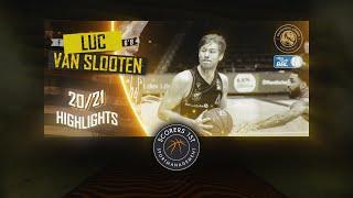 Luc van Slooten - Scouting Video 2020/21 German BBL