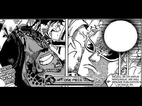 ONE PIECE CH752 REVIEW - FINAL FLASH.... BACK