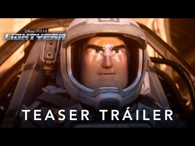 Lightyear de Disney y Pixar | Teaser Tráiler | HD