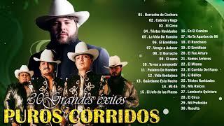 El Fantasma Y Los Dos Carnales Lo Nuevo Mix 2021 - Puros Corridos Mix
