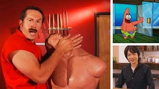 Video HOW TO GIVE A NECK MASSAGE | GOOD MORNING KRUSTY KREW! | Meme Review Monday download MP3, 3GP, MP4, WEBM, AVI, FLV November 2018
