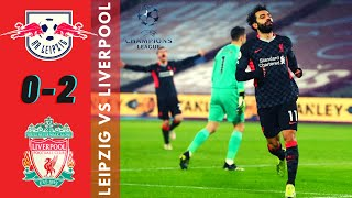 Result and Review RB Leipzig vs Liverpool   UEFA Champions League UCL 2021