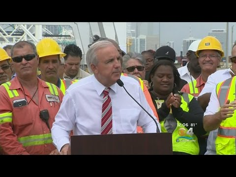 Mayor Gimenez Discusses Why Port Miami Is Crucial To Local Economy
