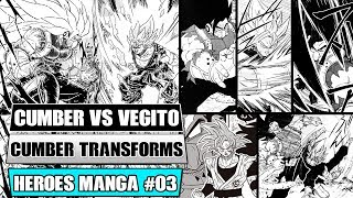 Dragon Ball Heroes Prison Planet Manga Chapter 3 Review