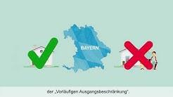 Coronakrise: Wichtige Informationen des Bayerischen Innenministeriums - Bayern