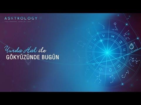 16 Kasım 2017 Yurda Hal Ile Günlük Astroloji, Gezegen Hareketleri Ve Yorumları