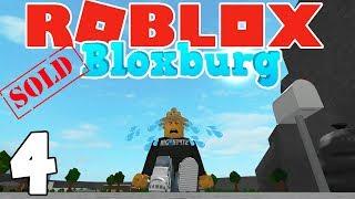 GOODBYE MY HOUSE! :(   Roblox BLOXBURG   Ep.4