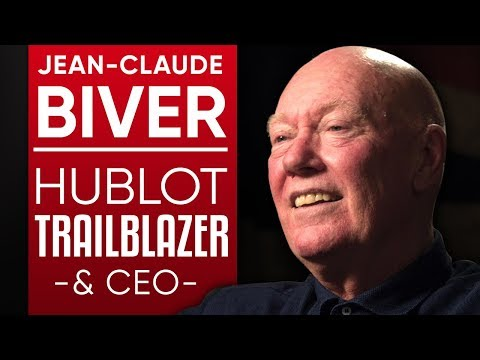 JEAN-CLAUDE BIVER - HUBLOT TRAILBLAZER & CEO: The Wizard Of Swiss Watchmaking -Part 1/2| London Real