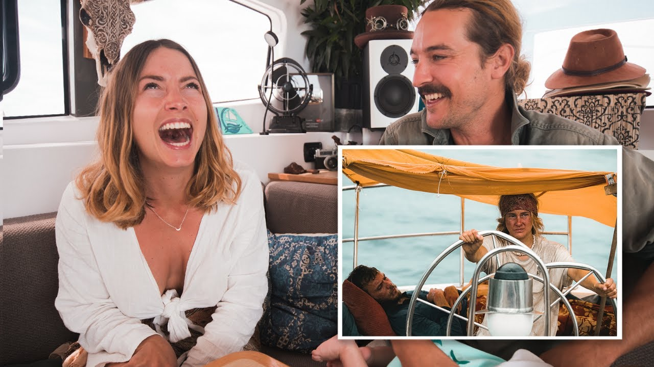 World Sailors React to BEST HOLLYWOOD SAILING MOVIES!