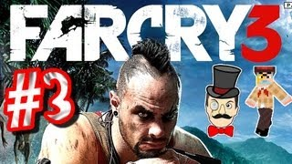 Far Cry 3 Walkthrough - Part 3 Gameplay - The Hunt Begins!