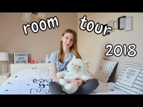 ROOM TOUR 2018 -  La chambre de Mégane