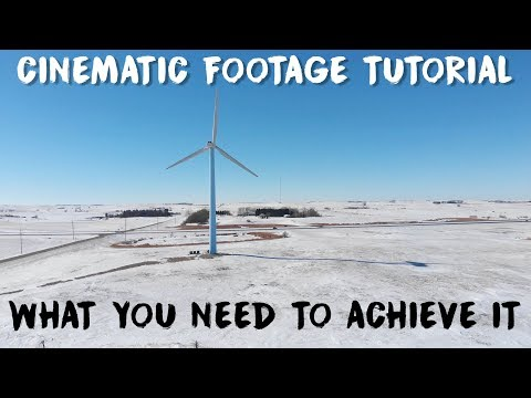 Cinematic Footage - A Complete Beginners Guide to ND Filters - Mavic Pro/Mavic Air