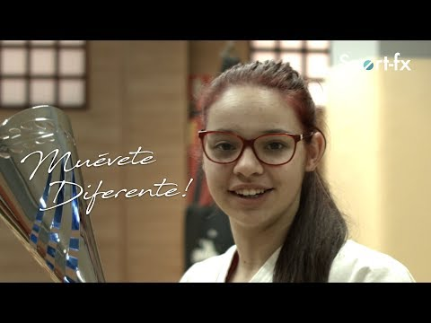 Sport-fx In Kyokushinkay Karate By CRISTINA LOPEZ European Champion