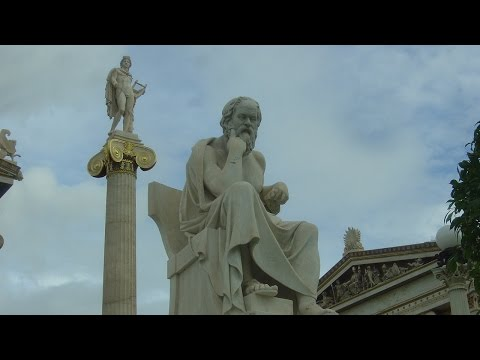 Law and Justice - Plato's Republic - 7.1 Socrates and Athens