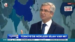 """""""Türkiye'nin elinde kimyasal silah yok"""" (A Haber)"""