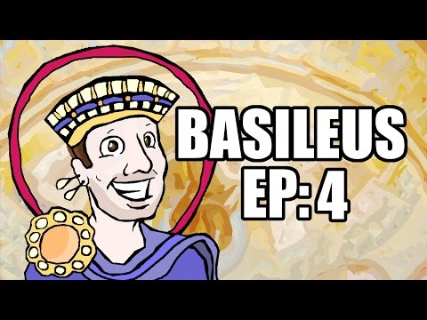 Ep 4: Mistakes Were Made - EU4 Let's Play as Byzantium