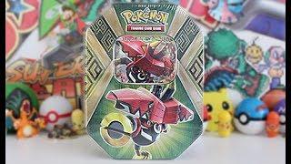 Opening A Pokemon Tapu Bulu GX Tin