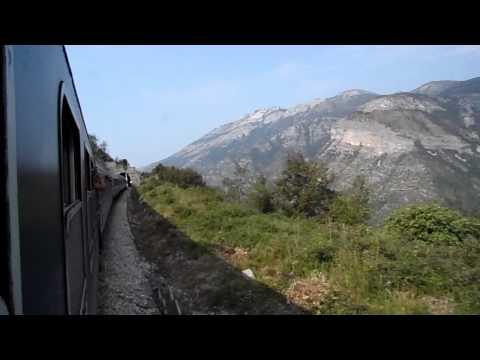 R 1137 Panonija - Through Black Mountain (Montenegro) Part 6