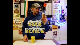 Charlie Wells Dry Hopped Lager - UK - Beer Review -- Grass Volleyball Las Vegas -- Bloopers
