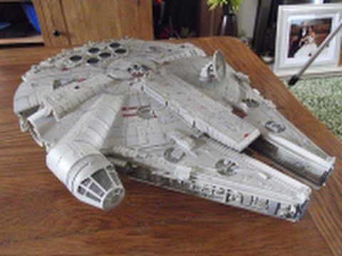 Revell Star Wars Build Play Easykit Millennium Falcon Model