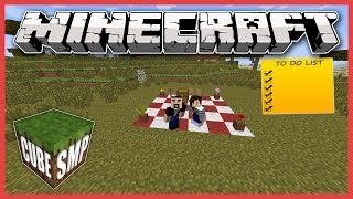 """""""The To-Do List!"""" Cube SMP 20"""