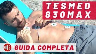 GUIDA RAPIDA TESMED 830 MAX
