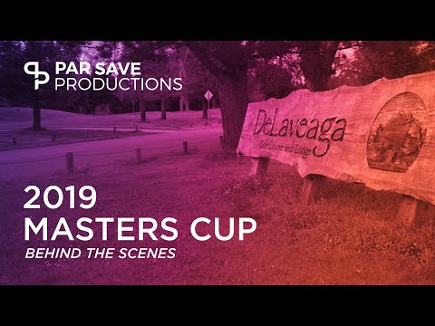 2019 Masters Cup  |  Behind The Scenes | Delaveaga Disc Golf Course | Santa Cruz, California