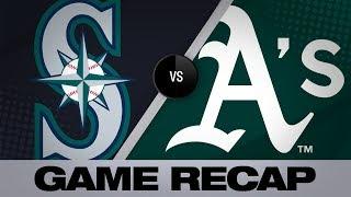 Mariners win Ichiro's final game in 12 innings - 3/21/19