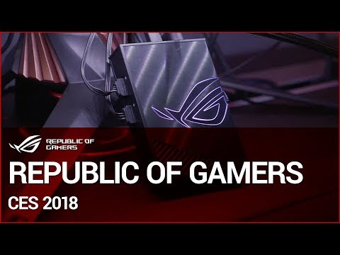 CES18 | Republic of Gamers