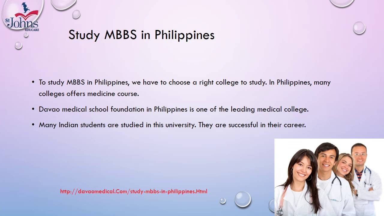 study mbbs in davao medical school foundation in study mbbs in davao medical school foundation in