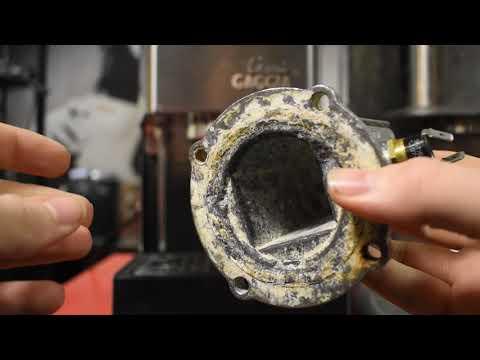 Unblocking A Solenoid Valve On Gaggia Espresso Machines - Gaggia Caffe TV