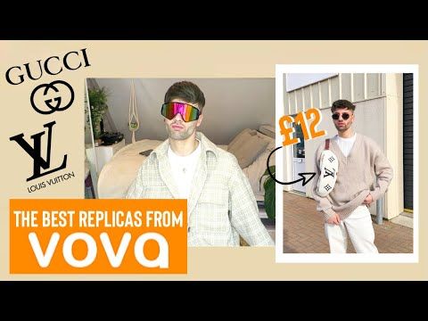 The Best Ever Replicas From VOVA // The New Wish App