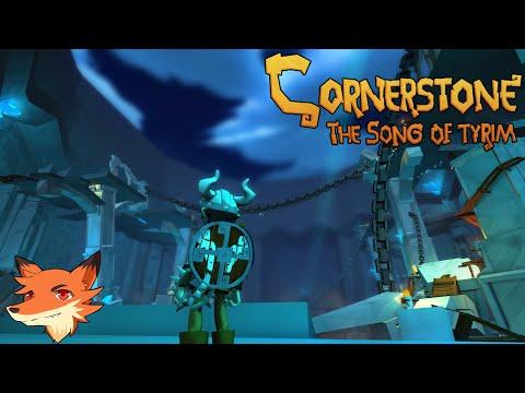 Cornerstone: The Song of Tyrim - De l'aventure, du craft et des vikings ! || P&G [FR]