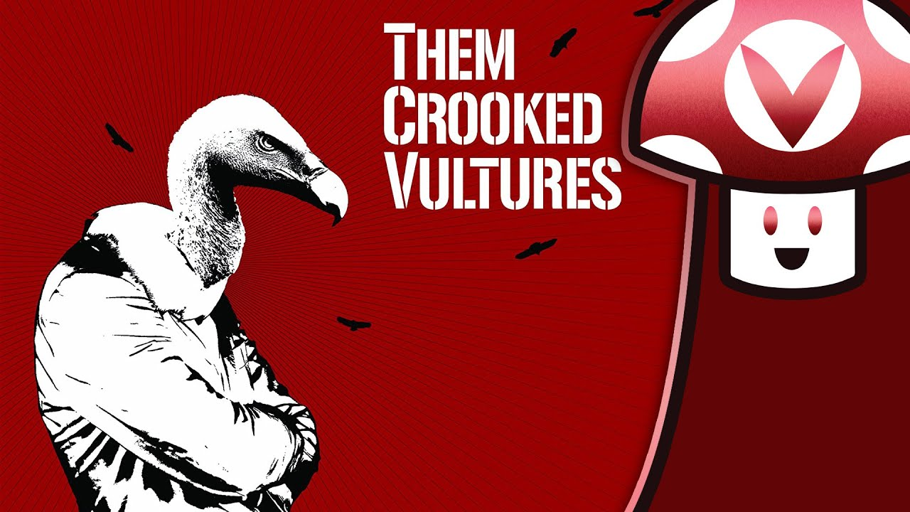 [BRB Talk] Them Crooked Vultures