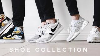 SHOE COLLECTION 2016 (Try-On) - Nike, Saint Laurent, Adidas ????