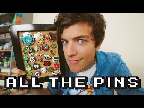 ALL THE PINS