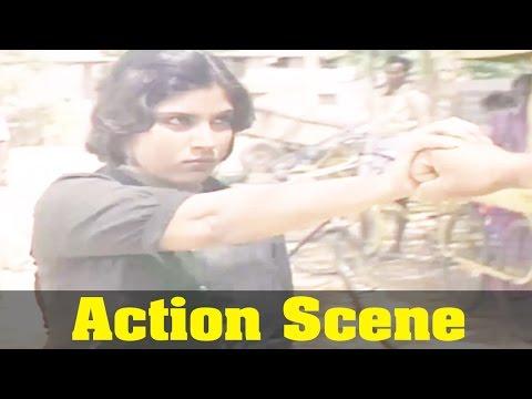 Kudumbam Movie : Sripriya, Action Scene thumbnail