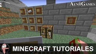 Cómo Hacer Un Escudo En Minecraft 1.9 1.10 - Minecraft Tutoriales