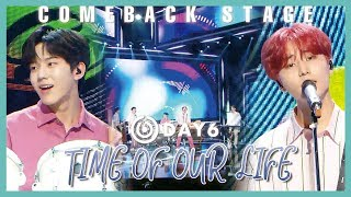 [Comeback Stage] DAY6  - Time of Our Life, DAY6 - 한 페이지가 될 수 있게  Show Music core 20190720