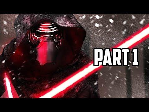 Star Wars Battlefront 2 Walkthrough Gameplay Part 1 - FULL CAMPAIGN PART 1 PS4 PRO