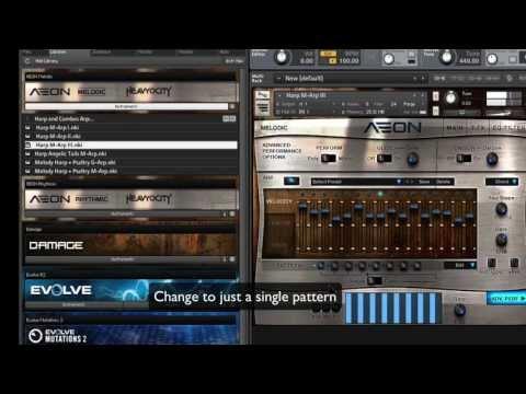 AEON Melodic - Advanced Arp - Part 1