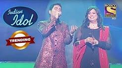 Rakesh Richa Sharma  Sajdaa Beautifully Perform Indian Idol Trending