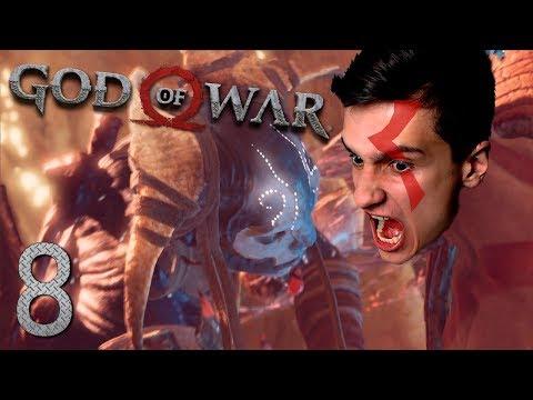 God of War (2018) • УЛЕЙ ТЕМНЫХ ЭЛЬФОВ • Прохождение #8