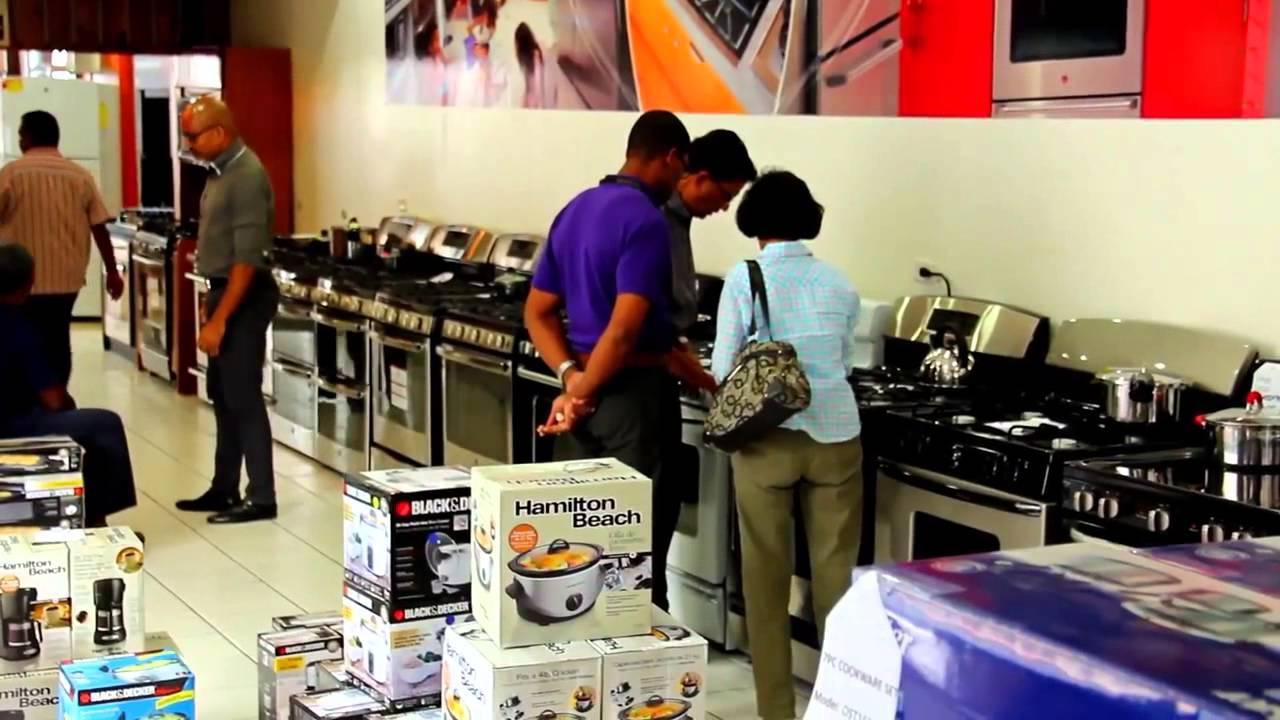 Lewis Appliances Trinidad