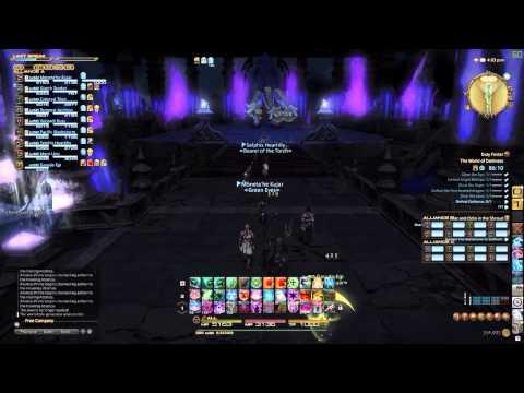 Pohřešovaný Kujar3 - Final Fantasy XIV (World of Darkness)