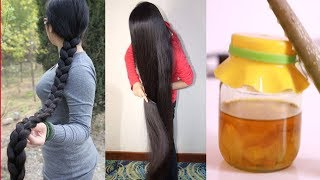 Apply this Oil Every Night & Your Hair will Never Stop Growing