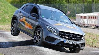 2017 Mercedes-Benz GLA On Road / Off Road Test   Overview & Testdrive Kompakt-SUV