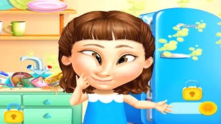 Sweet Baby Girl Cleanup 5 - Fun Cleaning Games For Kids - Messy House Makeover Funny Game For Girls